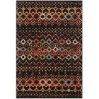 Vadim Black Area Rug Rug Size: Rectangle 6'7