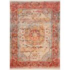 Alena Lake Saffron Area Rug Rug Size: Rectangle 9' x 11'7