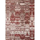 Victoria Red Area Rug Rug Size: Rectangle 8' x 10'2