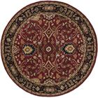 Topaz Wool Area Rug Rug Size: Rectangle 6' x 9'