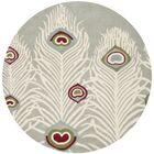 Dorthy Grey / Ivory Rug Rug Size: Rectangle 8'3