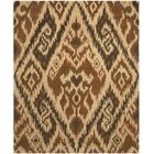 Camden Hand Tufted Brown Area Rug Rug Size: Rectangle 3' x 5'