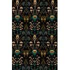 Elvera Hand-Tufted Black Area Rug Rug Size: Rectangle 5' x 8'