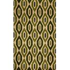 Elvera Hand-Tufted Green Area Rug Rug Size: Rectangle 5' x 8'