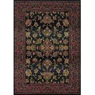 Rosabel Traditional Blue/Red Area Rug Rug Size: Rectangle 9'9
