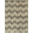 Petrina Gray/Ivory Area Rug Rug Size: Rectangle 7'10