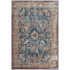 Amiens Blue Area Rug Rug Size: Rectangle 4' x 6'