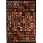 Latorre Cairo/Midnight Area Rug Rug Size: Rectangle 7'10