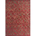 Underwood Earth Red Pebbles Area Rug Rug Size: Rectangle 9'3