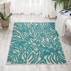 Gerdes Blue Indoor/Outdoor Area Rug Rug Size: Rectangle 9'6