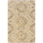 Mireille Hand-Woven Modern Beige Area Rug Rug Size: Rectangle 10' x 13'