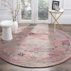 Harrelson Hand-Tufted Red Area Rug Rug Size: Rectangle 4' x 6'