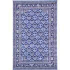 Katiranoma Blue Area Rug Rug Size: Rectangle 5' x 8'
