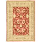 Willow Red Area Rug Rug Size: Rectangle 8'2