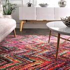 Maarif Indoor Area Rug Rug Size: Rectangle 6' 7