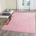 One-of-a-Kind Cheney Hand Woven Pink Area Rug Rug Size: Rectangle 4' x 6'