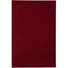 Cheney Red Area Rug Rug Size: Rectangle 5'1