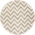 Currey Wheat/Beige Area Rug Rug Size: Rectangle 6' x 9'