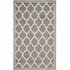Maritza Dark Gray/Beige Indoor/Outdoor Area Rug Rug Size: Rectangle 8' x 10'