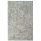 Gail Darion Hand-Tufted Silver Area Rug Rug Size: Rectangle 5' x 8'