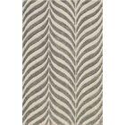 Zandbergen Hand-Tufted Beige/Gray Area Rug Rug Size: Rectangle 8' x 10'