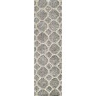 Chance Hand-Tufted Gray Area Rug Rug Size: Runner 2'3