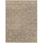 Amita Hand-Knotted Gray Area Rug Rug Size: Rectangle 8' x 11'
