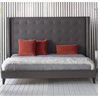 Rieke California king Upholstered Platform Bed