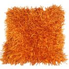Leonard Throw Pillow Color: Orange