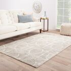 Byrd Hand-Tufted Gray Area Rug Rug Size: Runner 2'6