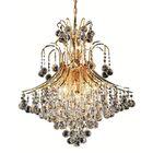 McAllen 15-Light Chandelier Finish: Gold, Crystal: Elegant Cut