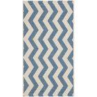 Mullen Blue/Beige Indoor/Outdoor Area Rug Rug Size: Rectangle 8' x 11'2