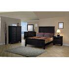Highbridge Storage Panel Bed Size: California King