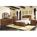 Shirl Panel Bed Size: Eastern King