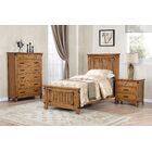 Reiff Storage Panel Bed Size: Twin