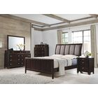 Cruce Upholstered Storage Panel Bed Size: Queen