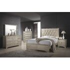 Lawrence Hill Upholstered Panel Bed Size: Queen