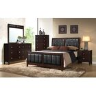 Cruise Upholstered Panel Bed Size: Eastern King