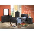 Crume Storage Sleigh Bed Size: Eastern King