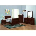 Crumrine Sleigh Bed Size: Full