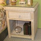 Pavilion 1 Drawer Nightstand Color: Whitewash