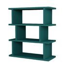 Areli Modern End Table Color: Turquoise