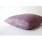Elite Deco Divide Indoor/Outdoor Sunbrella Throw Pillow Size: 12