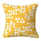 Random Specks Geometric Throw Pillow Size: 20