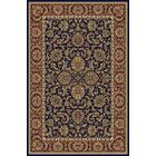 Irrigon Navy/Red Area Rug Rug Size: 9'10