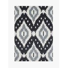 Hand-Tufted Steel Gray Area Rug