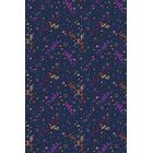 Blue Area Rug Rug Size: Rectangle 6' x 9'