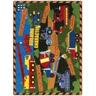 Area Rug Rug Size: Rectangle 7'8
