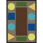 Area Rug Rug Size: Rectangle 5'4