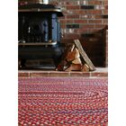 Handmade Red Area Rug Rug Size: Runner 2' x 8'